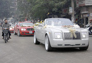 """Đua đám cưới """"kiểu VIP"""" ở Hà thành"""