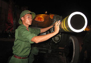 Kéo pháo vào Hà Nội đón Đại lễ
