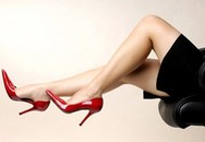 Mặc gì với giày đỏ cho đẹp?