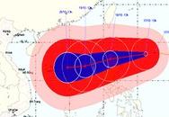 Siêu bão cấp 17 đang tiến vào Biển Đông