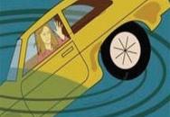Cách thoát khỏi ôtô đang chìm