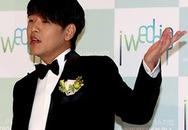 Ryu Si Won hạnh phúc trong lễ cưới