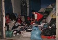 Quần áo cứu trợ thành giẻ lau: Trung ương Hội Chữ thập đỏ vào cuộc
