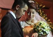 Hotgirl Mi Vân rạng rỡ trong ngày cưới