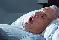 Ngủ ngáy có thể gây ngưng thở
