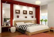 Bố trí giường ngủ thuận theo phong thủy