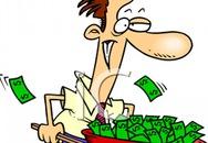Truyện cười: Người thu tiền