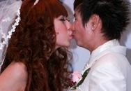 Nụ hôn hạnh phúc của chú rể Lý Hải