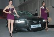 Xe sang nhất của Audi về VN giá khoảng 5 tỷ đồng