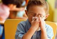 Nhỏ bị cúm, lớn ít bị hen suyễn