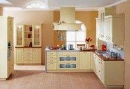 9 mẫu tủ bếp đơn giản mà đẹp