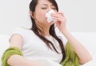 Mẹo giúp thông mũi khi bị nghẹt