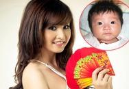 Vợ chồng Thanh Bình khoe bé yêu