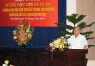 Nam Định: Sơ kết thực hiện Đề án 1816