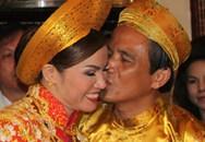 Quý bà Kim Hồng bật khóc trong ngày cưới