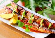 Cá nục nướng ớt kiểu Hàn Quốc