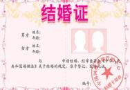 Mua giấy kết hôn giả thăm bạn trai
