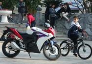 Xe máy Honda CBR150R 2011 về Việt Nam