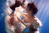 Phạm Băng Băng tung cảnh hôn dưới nước cực nóng