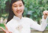 Huyền Trang khoe ảnh thời thơ ấu