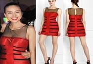 Bóc giá trang phục hàng hiệu của sao Việt