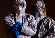 """""""Những chú lính chì"""" tại nhà máy điện Fukushima"""