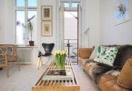 Sống thoải mái trong căn hộ 39 m²