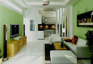Bí quyết trang trí nội thất nhà ống