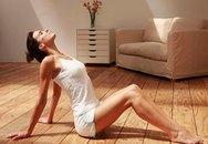 8 bài tập sức khỏe trước khi ngủ