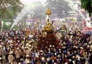 Tháng 4, tưng bừng Lễ hội té nước ở Thái Lan