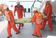 Tàu bị đâm chìm trên biển, 3 thuyền viên tử nạn