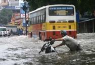 Hà Nội: 23 điểm úng ngập mùa mưa 2011