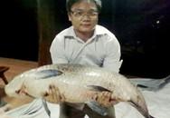 Săn được cá trắm đen khổng lồ sau hơn 2 năm nhử mồi