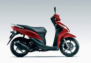 Cận cảnh Honda Spacy 2011