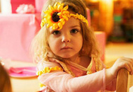 Màu sắc và tích cách con trẻ