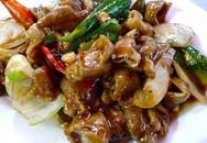 Đồ ăn Trung Quốc giá bình dân ở Hà Nội