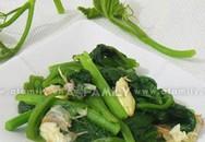 2 món rau ngon cho ngày mát trời