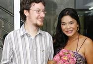 Cindy Thái Tài tình tứ với bạn trai
