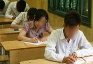 Nghi vấn bài thi tốt nghiệp 'lạ' với 2 nét chữ