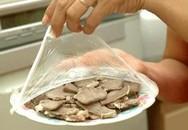 Cách bảo quản thức ăn thừa an toàn