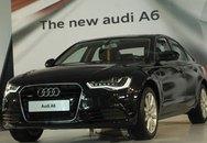 Audi A6 2012 giá 3 tỷ đồng tới HN