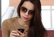 """Người đẹp Việt dùng điện thoại """"xịn"""" cỡ nào?"""