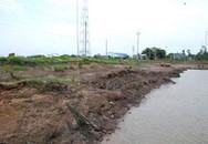 Luồng tàu biển trọng tải lớn vào sông Hậu chậm tiến độ