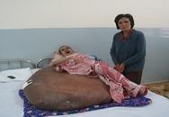 Ước mơ của bệnh nhân mang khối u 80 kg