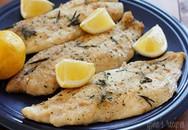 Làm nhanh cá nướng thơm, giòn