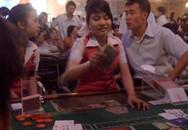 """Theo chân những người """"cầm mạng"""" ở casino"""