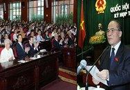 Bế mạc kỳ họp thứ nhất, Quốc hội khóa XIII: Sẽ sửa Hiến pháp, giảm thuế