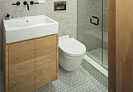 Bài trí toilet hợp phong thủy