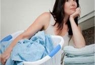 Bị chồng bỏ vì không chịu giặt... nội y