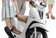Lộ diện xe tay ga mới của Yamaha VN